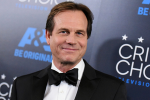Bill Paxton passed away at the age 61. Photo / AP