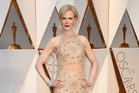 Nicole Kidman at the Oscars. Photo / AP