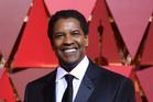 Denzel Washington: Saviour of the Oscars. Photo / AP
