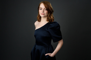 Emma Stone poses for a portrait at the 89th Academy Awards Nominees Luncheon at The Beverly Hilton Hotel. Photo / AP