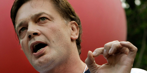 The film's director, Andrew Wakefield, was struck off the UK medical register. Photo/AP