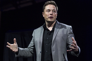"""Two people have paid Elon Musk's SpaceX a """"significant"""" deposit to take them to the moon. Photo / AP"""