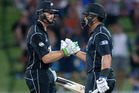 Some more Martin Guptill magic wouldn't go amiss at Eden Park on Saturday. Photo / Alan Gibson