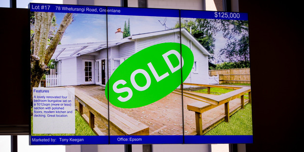 Barfoot & Thompson has released Auckland sales data for the month of February. Photo / NZME