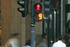 Pedestrian crossing gets smart
