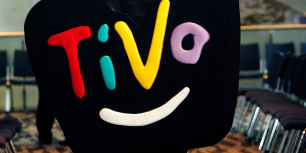 Digital recording platform TiVo will no longer be available in New Zealand from October. Photo / file