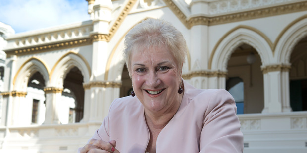 Labour Party deputy leader Annette King has announced she will step down from the position, and retire from politics at the next election. Herald on Sunday Photograph by Mark Mitchell