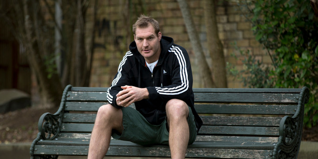 Former All Black Ali Williams has been charged with buying cocaine in central Paris. Photo / Brett Phibbs
