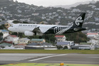 Air New Zealand's share price rose 3 per cent to $2.435. Photo / Mark Mitchell