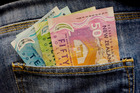 Kiwi children get a median of $15 a week in pocket money, the CensusAtSchool survey found. Photo / file