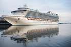 The Emerald Princess is cruising around New Zealand at the moment. Photo / Supplied