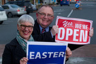 Rotorua businesses will be allowed to open legally on Easter Sunday this year.