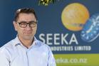 Seeka CEO Michael Franks. PHOTO/FILE
