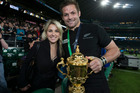 Precious items including medals and honours were found at Richie McCaw's old home by its new owner. Photo / Brett Phibbs