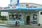 The owner of Kingsway Dairy in Hikurangi is calling for tougher penalties for aggravated robbers. Photo / John Stone