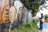 Groups like D-Tag have played a big part in the reduction of graffiti in Whangarei.