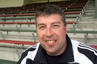 Chris Back was delighted to receive the offer to manage the Provincial Barbarians when they face the Lions in June.
