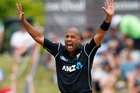 Jeetan Patel of New Zealand. Photo / Getty Images.
