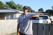 Leonard Skinner, who is tired of the violence in his neighbourhood, seized guns from two men to prevent another death in Kaitaia. Photo/Peter Jackson