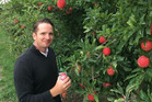 Zeffer head cider maker Jody Scott is packing his company's bags for Hawke's Bay.