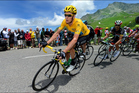 Bradley Wiggins won the Tour de France with Team Sky in 2012. Picture / Photosport
