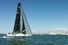 The NZL Sailing Team training in Auckland this week. Photo / Supplied