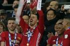 Zlatan Ibrahimovic was a constant threat throughout Man U's 3-2 win over Southampton. Photo / AP