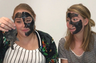 Liana and Emma try the charcoal facemask trend that has been blowing up on social media.