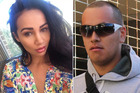 Two cops have been disciplined for failing to grant Tara Brown a domestic violence order against Lionel Patea.