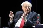 Warren Buffett. Photo / Getty Images