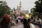 Trips to Disneyland were once an impossible dream for Kiwi kids. A lot less so today. Photo / AP