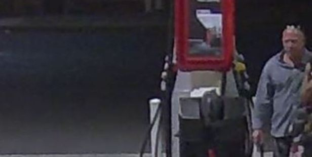Loading Police have identified a man seen on CCTV footage talking to a woman who was later found 25km away, partially clothed at a west Auckland quarry. Photo / NZ Police