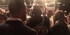 Watch: Watch: Joseph Parker meets Deontay Wilder after callout