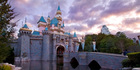 Sleeping Beauty Castle at Disneyland. Photo / Paul Hiffmeyer