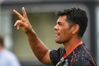 New Warriors coach Stephen Kearney has taken a steady as she goes approach to the 2017 NRL season. Photo / Photosport