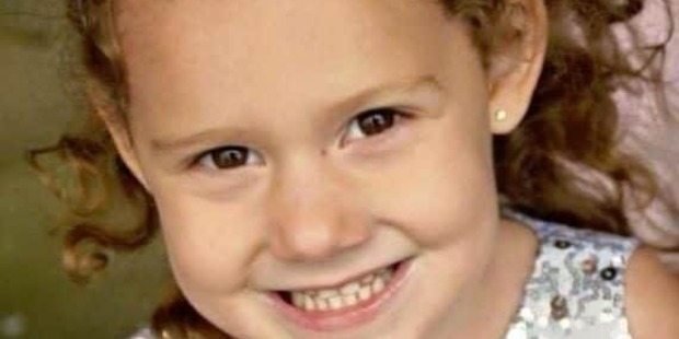 Ellie-May Clark, 5, who died from an asthma attack in January 2015.