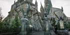Hogwarts Castle. Photo / Universal Studios Hollywood