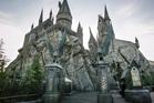 Hogwarts Castle. Photo / Universal Studios Hollywood