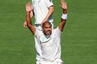 Jeetan Patel last played a home test in 2010. Photo / NZPA