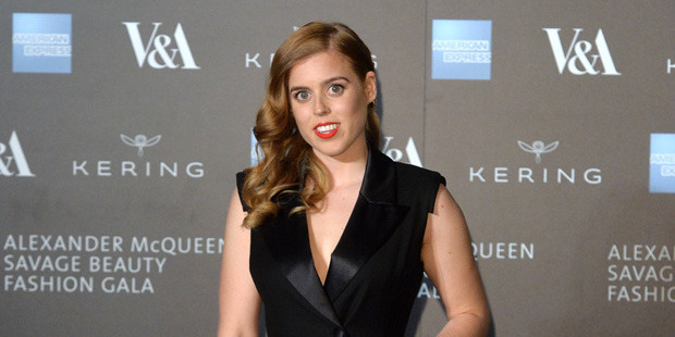 Princess Beatrice came to see her dyslexia as an opportunity rather than a hindrance. Photo / Getty