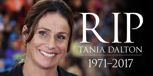 Former Silver Fern Tania Dalton dies after life support switched off