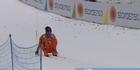 Watch: Watch: Venezuelan skier competes having never seen snow before