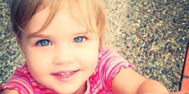 Kyhesha-Lee Joughin died in March 2013 in Brisbane after suffering protracted physical and sexual abuse. Photo / Supplied