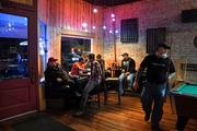 The Pub Club in Lost Nation, Iowa. Photos / The Washington Post