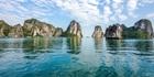Halong Bay, North Vietnam. Photo / 123RF