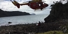 Watch: Six months on - 'miraculous' 14m cliff plunge survival