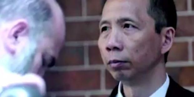 Robert Xie. Photo / via Channel 7