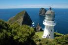 Cape Brett Lighthouse. Photo / File