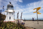 The lighthouse at Cape Reinga. Photo / File