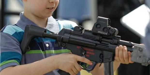"""School trustees say """"quite a few schools"""" allow guns for cadet forces, gun clubs and other activities. File photo"""